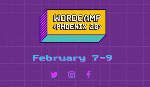 WordCamp Phoenix 2020