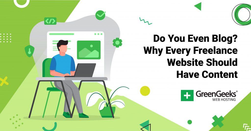 Freelance Website Blog