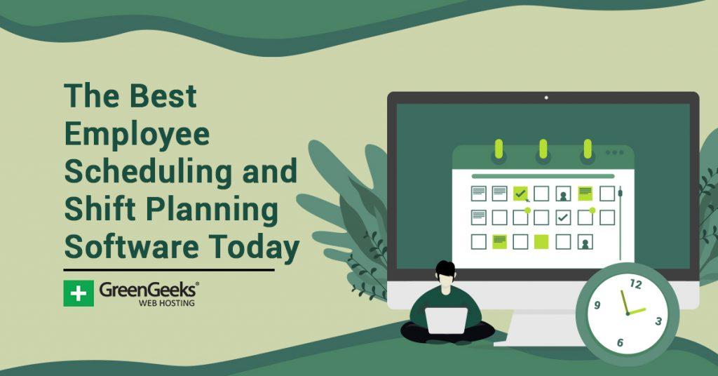 Best Employee Scheduling Shift Planning Software