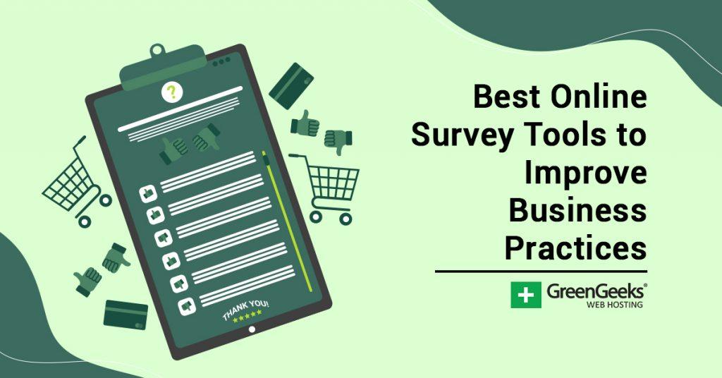 Best Online Survey Tools