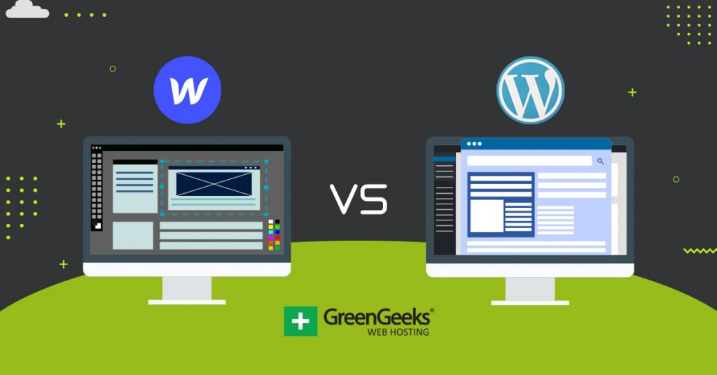 Webflow vs WordPress