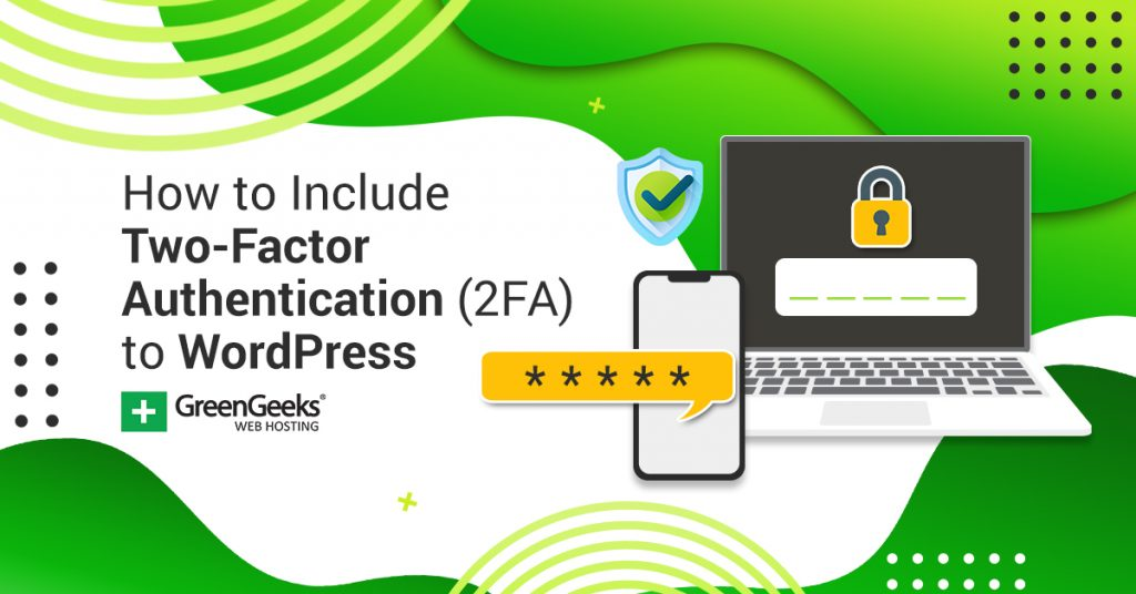 Two Factor Authentication 2FA WordPress