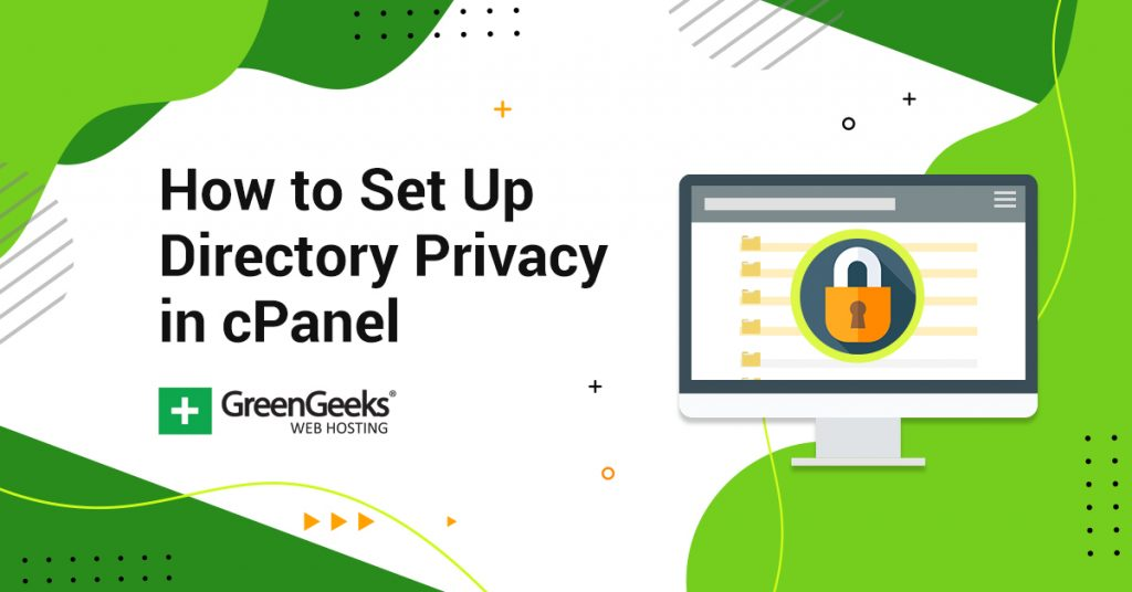 Directory Privacy in cPanel