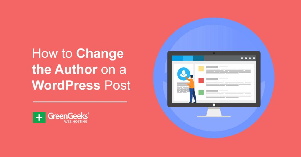 Change WordPress Author