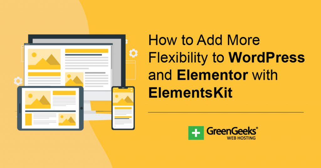WordPress Elementor ElementsKit