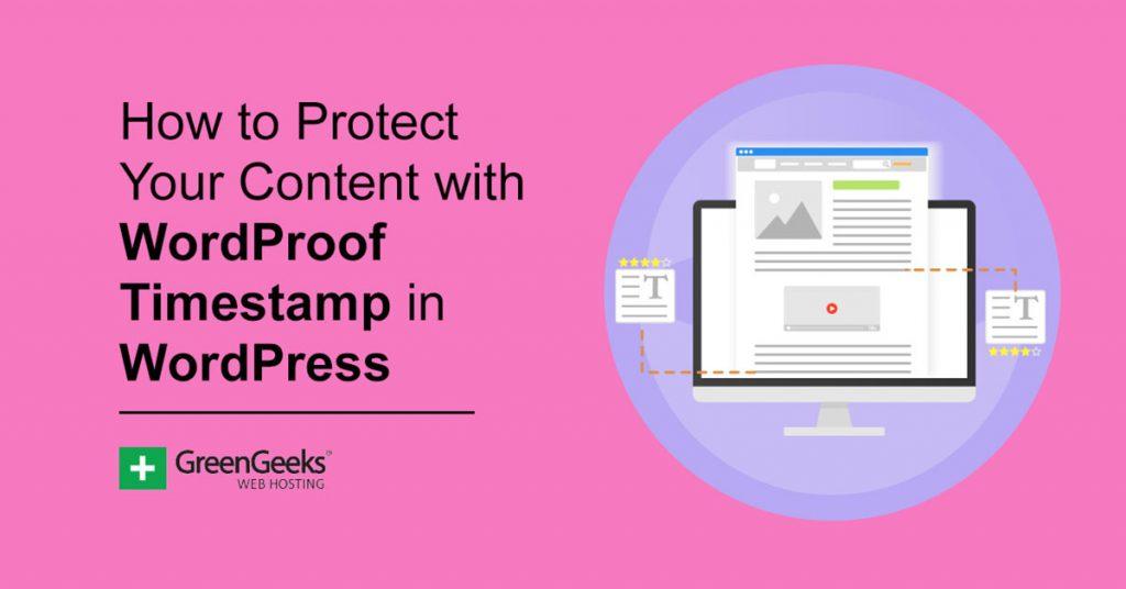 Wordproof Timestamp WordPress