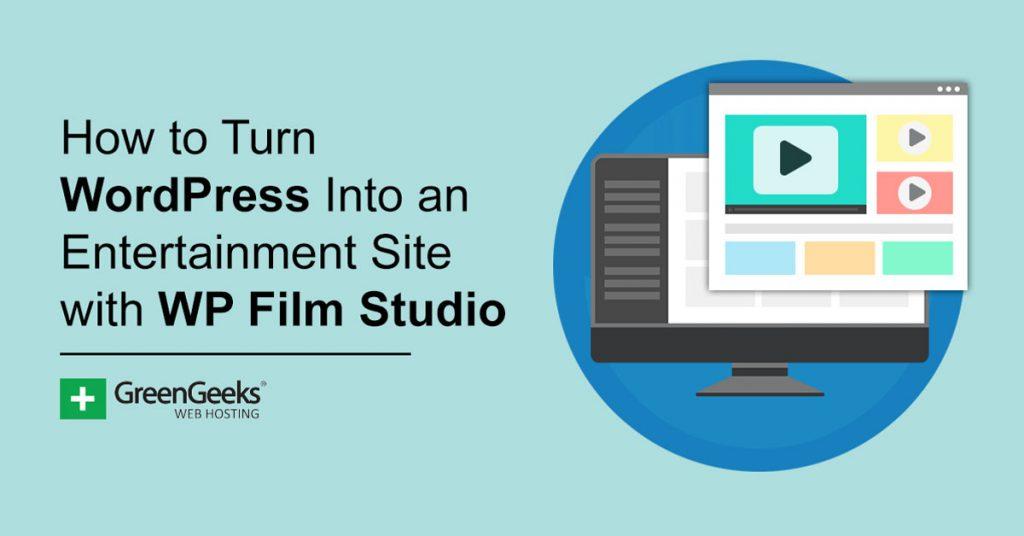 WordPress WP Film Studio